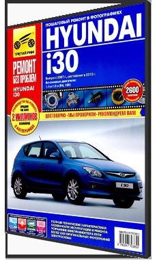 Hyundai I30. руководство по эксплуатации техническому обслуживанию и ремонту - фото 2