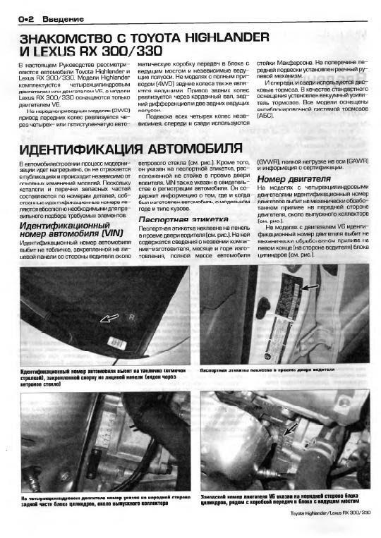 Инструкция По Эксплуатации Lexus Rx 350 2007 Год Выпуска