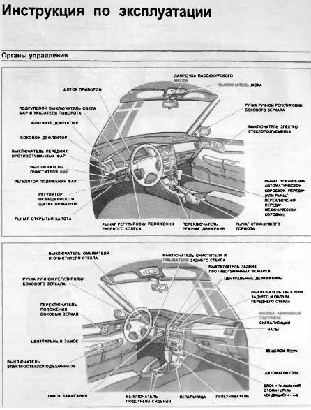 скачать руководство по ремонту тойота карина 1992 1996 год
